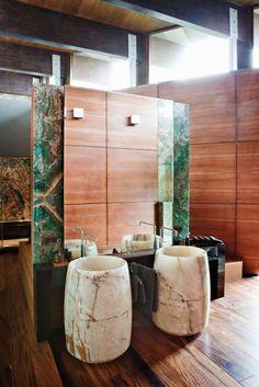 modern Moscow bathroom