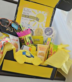 Brighten Someone's Day with This DIY Box of Sunshine – Hip2Save