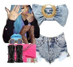 """""""✨〽️✔️◼️"""" by newtrillvibes ❤ liked on Polyvore"""