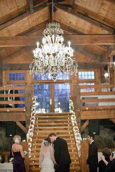Rustic Chic Barn Wedding