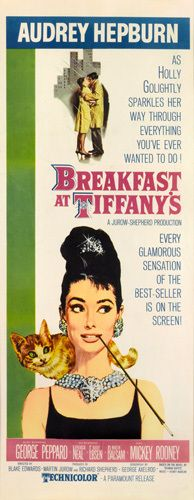 ... Pinterest | Breakfast At Tiffanys, Audrey Hepburn and Holly Golightly