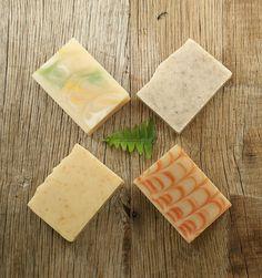 Vegan sapone Set  Processo a freddo sapone di AmeliaBathandBody