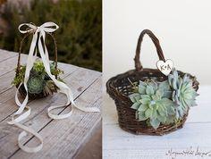Flower Basket Tea Party Wedding Day Dream August