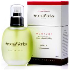 #Aromaworks nurture bath oil 100ml  ad Euro 42.45 in #Aromaworks #Health and beauty body care