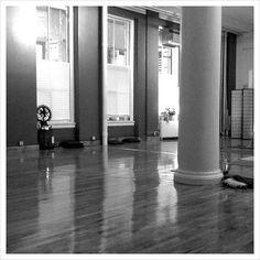 Virayoga - when in NYC, I practice here