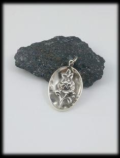 Spoonrose 830 silver 1968
