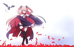seraph of the end krul - Google Search