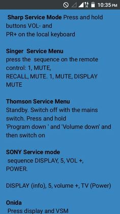 Pin by ccmb cavin on service menu in 2019 | Sony lcd, Circuit