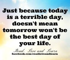 Today quote via www.Facebook.com/ReadLoveandLearn
