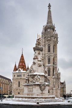 Matthias Church - Budapest - Hungary