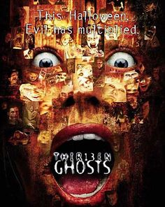 I still love this movie all the ghost had interesting stories