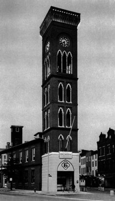 Reasin and Wetherald, Independent Fire Company, Baltimore, Maryland, 1853