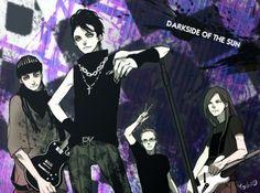 Tokio-Hotel.Ru: Первый ФанКлуб Tokio Hotel России » Blog Archive » Tokio Hotel в аниме стиле by Yoshi