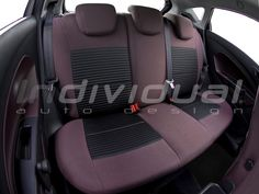 Individual Auto Design offers #Ford #Fiesta design #seat #covers.