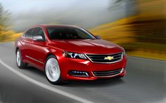2014 Chevrolet Impala Priced Starting at $27,535, Hits Chevy Dealers Next Spring - Motor Trend