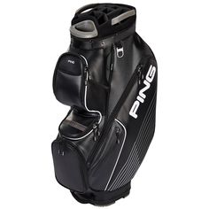 Ping DLX II Golf Cart Bag Black   Scottsdale Golf