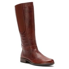 Naot Viento Luggage Brown Leather Boot $299.95