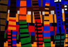 Nancy Crow, the trailblazer of art quilts.