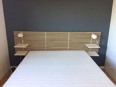 600 kr. - Sengegavl, Ikea
