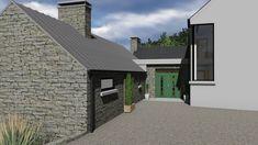 mod068 Old Cottage, Walk In Wardrobe, Bedroom With Ensuite, Indoor Outdoor Living, Open Plan Living, Next At Home, Ground Floor, Irish, Family Room