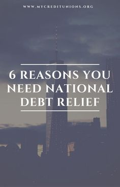 Why you need Debt Relief. Let us help you get out of debt for free