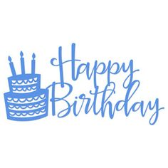 Welcome to the Silhouette Design Store, your source for craft machine cut files, fonts, SVGs, and other digital content for use with the Silhouette CAMEO® and other electronic cutting machines. Happy Birthday Font, Happy Birthday Printable, Happy Birthday Celebration, Birthday Clipart, Happy Birthday Images, Birthday Greetings, Birthday Cake, Happy Birthday Messages, Silhouette Cameo