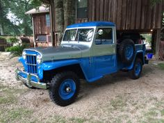 1959 Willys Truck - Photo submitted by Joe Blanchard.