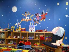 disney wall mural decals - Google Search