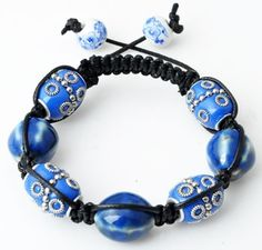 Shamballa bracelet for sale at http://www.trendygoodies.nl