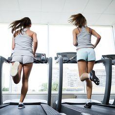 300-Calorie Treadmill Workout