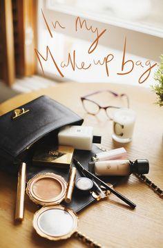 In My Makeup Bag - WishWishWish