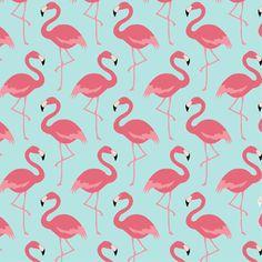 Tecido Nacional Coleção Flamingo - NOVIDADE - ref.: FL 5307 -1 :: Eva e Eva Tecidos Para Patchwork