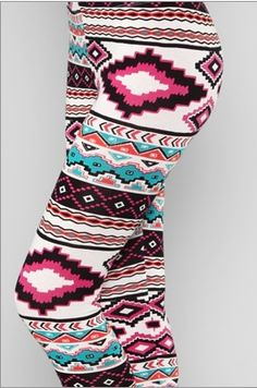 Aztec Legging #2dayslook #sasssjane #jamesfaith712 #AztecLegging www.2dayslook.com
