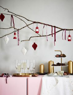 IKEA - VINTERFEST, Hanging decoration, paper, red/white, Easy to hang up since it comes with string already attached. Ikea Christmas, Scandinavian Christmas, Christmas Love, Christmas 2019, Ikea Xmas, Pinterest Inspiration, Idee Diy, Diy Weihnachten, Christmas Wreaths