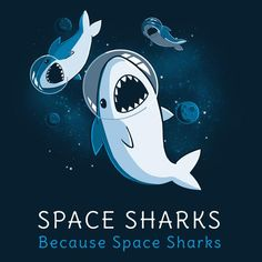 Space Sharks