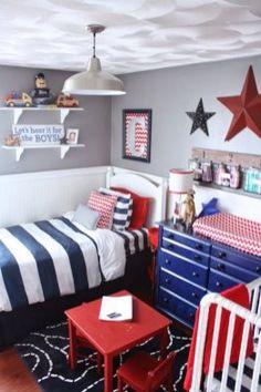 Cool Boys Bedroom Decoration Idea 112