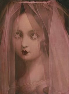 'Hypnotic Bride', Oil on wood by Stephen Mackey in beautiful.bizarre issue 009 Get the beautiful.bizarre digital e-Book via our webstore www.beautifulbizarre.net/shop for just US$4.99