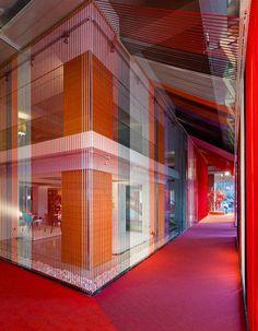 prism installation by ines esnal studio esnal new york city