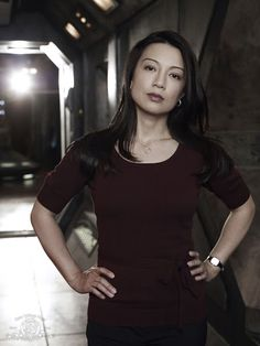 """Women Of Stargate: Ming-Na Wen as Camilla Wray in """"Stargate Universe"""" Michelle Yeoh, Chun Li, Stargate Universe, Universe Tv, Melinda May, Lady In My Life, Ming Na Wen, Strong Female Characters, Strong Character"""