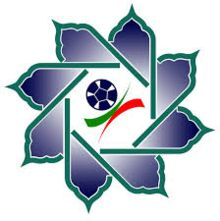 Shahrdari Ardabil F. Football Team Logos, Soccer Teams, Asia, Badge, Coat Of Arms, Logos, Badges