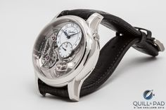 Heartbeat: Logical One By Romain Gauthier But Is It Art, Dress Watches, Quill, In A Heartbeat, Smart Watch, Accessories, Roman, Clock Art, Feather