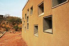 Laongo, Burkina Faso Infirmary in Laongo Centre de Santé et de Promotion Social Diébédo Francis Kéré