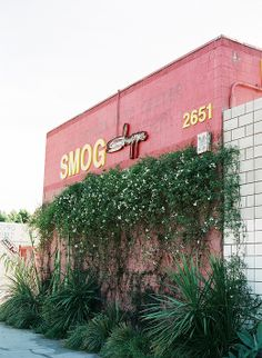 My dream wedding venue!--Nestled in the arts district of Culver City, CA the Smog Shoppe is so much more than meets the eye! It's vintage/industrial exterior is only...