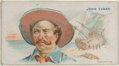 Image result for Pirate john evans Scowerer