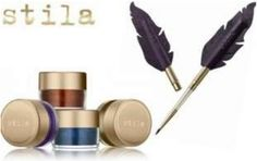 Stila La Quill Precision Eye Liner Brush and Got Inked Cushion Eye Liner