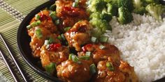 10 Most Popular Chinese Meat Dishes - TasteAtlas Fish Recipes, Asian Recipes, Ethnic Recipes, Poulet General Tao, Tso Chicken, Crispy Fried Chicken, General Tso, Spicy Dishes, Sweet And Spicy