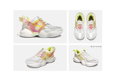 Before and after Puma shoe (avec images)   Customisation