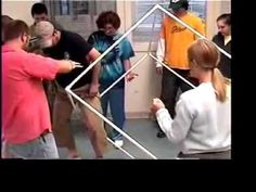 Team Building activity! This is great!