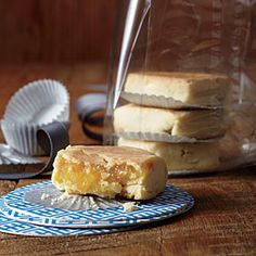 Pineapple Shortbread Cakes - Our Best Pineapple Recipes - Cooking Light