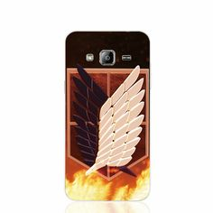 Attack on Titan Phonecase //Price: $8.99 & FREE Shipping //     #animeworld #animeboy   #animefreak #japan #cute #animelove #art #animeotaku